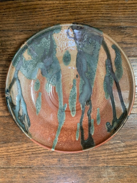 Oribe drips plate